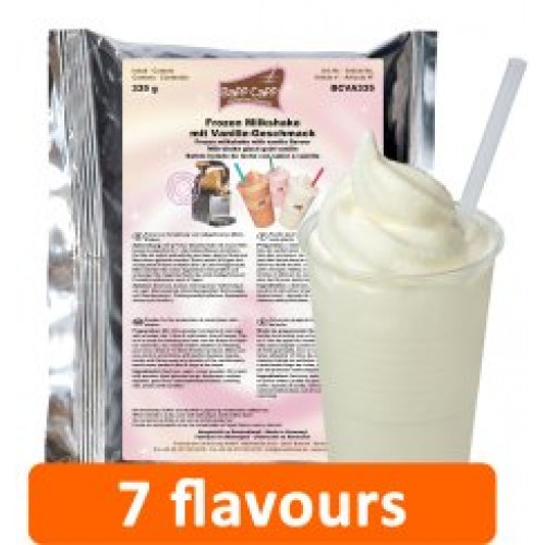 Baff Caff | 335g-bags Frozen Coffee- or...