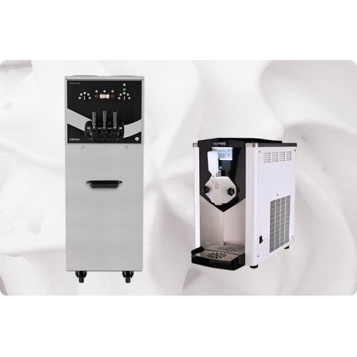 Used Soft Ice machines with warranty
