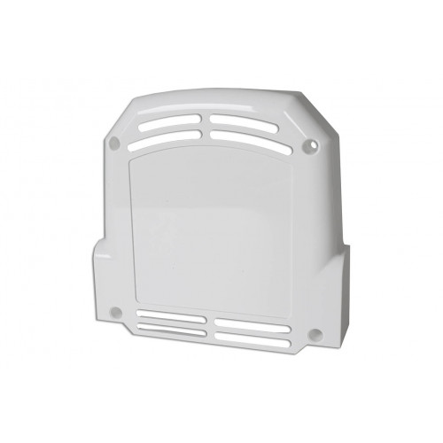 Gear motor cover SPM, white - Nina