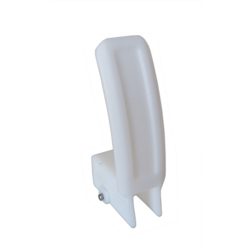 Tap handle SPM, white - Nina