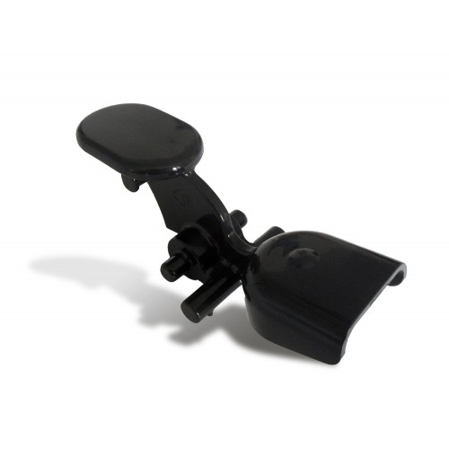 Tap lever support GBG, dark grey - Spin P&P