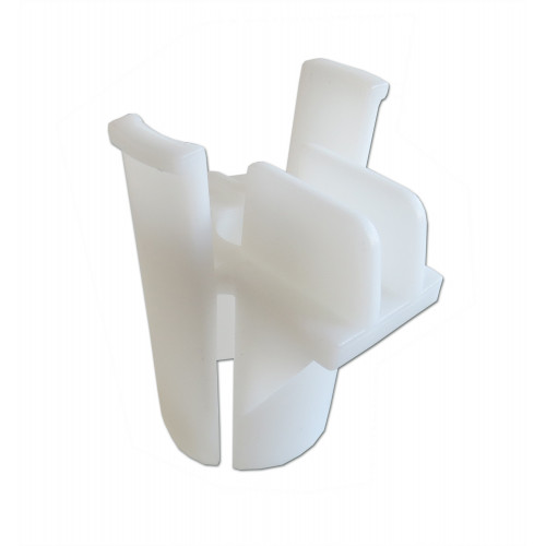 Tap lever support SPM, white - Nina