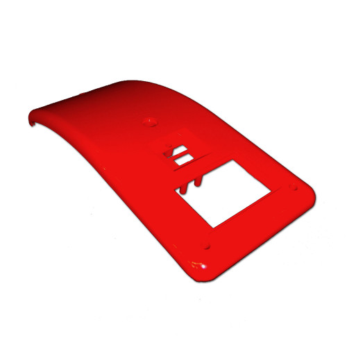 Bowl cover lid SPM, red - 12 Liter