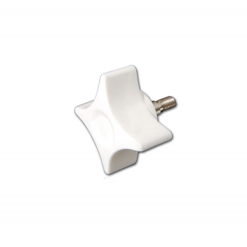 Bowl fixing knob SPM, white - 8 and 12 liter