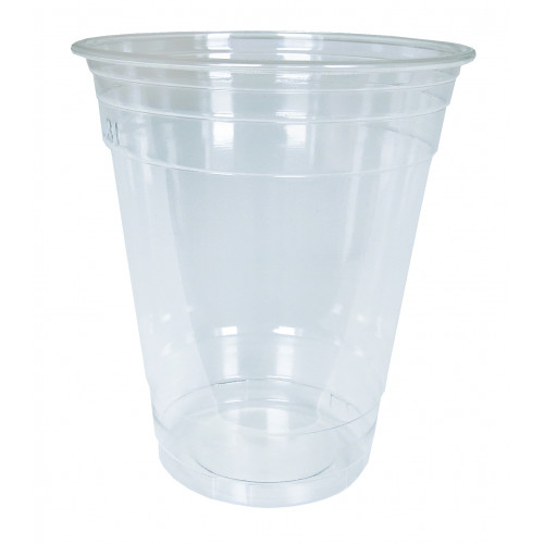 Clear Cups 300 ml, crystal clear, neutral
