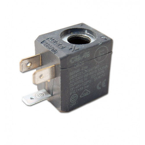 Solenoid valve coil SPM, CEME - all models except...