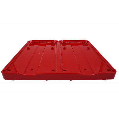 Upper drip tray GBG, red - Spin 2 bowl - Spin P&P...