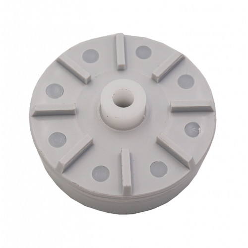 Pump rotor for Caddy 7, 10 and 10/2 - 8 wings