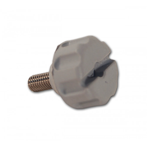 Knob for side panel UGOLINI/BRAS, grey