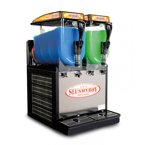 Slusher Classic 2 x 8 litres black, Model 2020