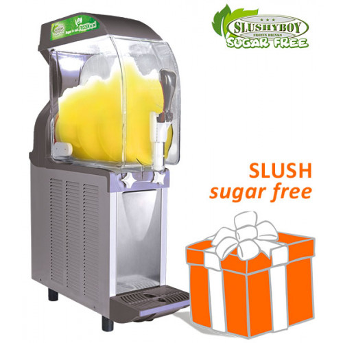 SLUSHER ECO 1 x 11 litres nobel gray, Model 2019,...
