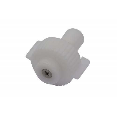 Scraping auger holder ELMECO, plastic - white -...