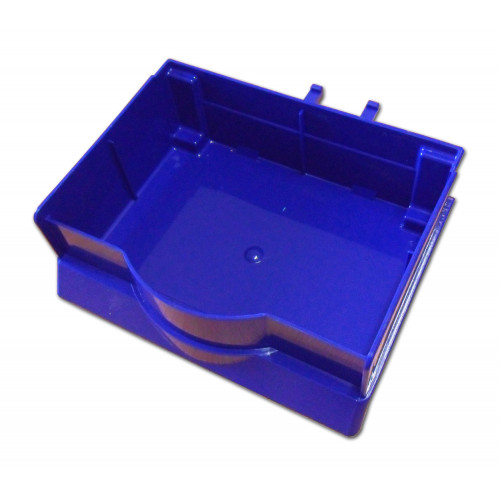 Drip tray UGOLINI/BRAS, blue - 6 and 10 Liter
