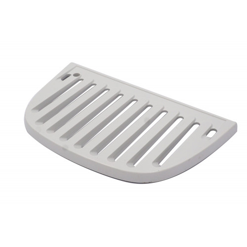 Drip pan grating UGOLINI , Minigel - white