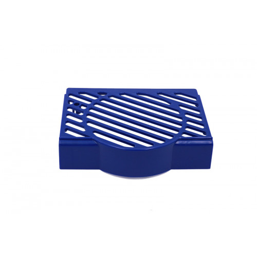 Drip tray grating UGOLINI/BRAS, blue