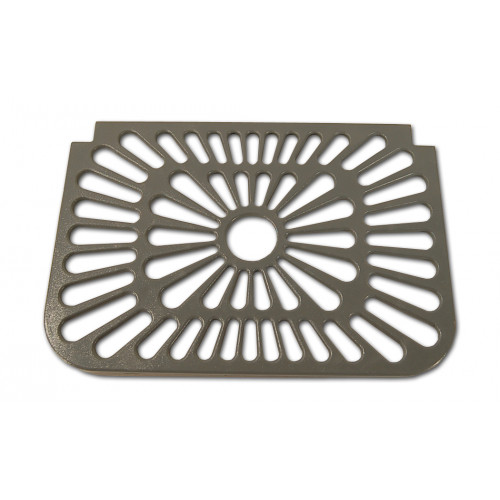 Drip tray grating UGOLINI/BRAS, grey - 6 and 10...