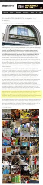 Presseschau: Trinktime 02/2014