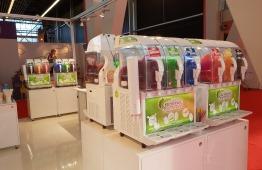 Markteinführung von zuckerfreiem Slush